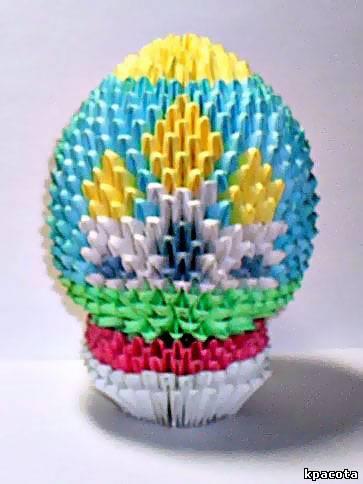 Категория: Модульное оригами