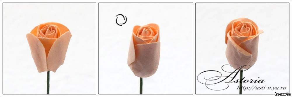 Как сделать цветы как настоящие из бумаги